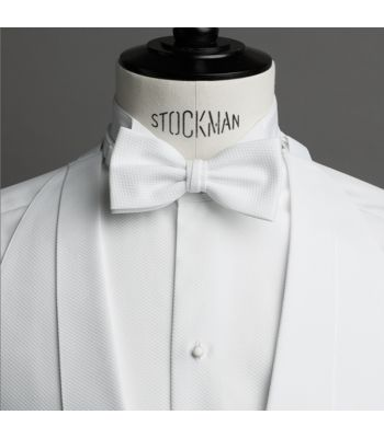 Traditional Wing Collar Pique