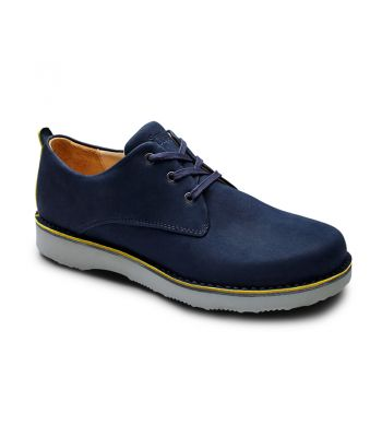HUBBARD FREE- NAVY NUBUCK/LIGHT GREY SOLE