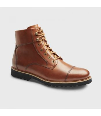 UPTOWN MAVERICK- WHISKEY TAN LEATHER