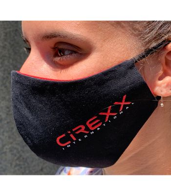 Handcrafted Triple Layer Masks (With Logo)